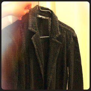 DKNY fitted blazer size 4